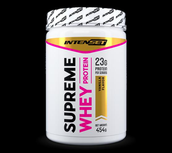 Intenset Supreme Whey protein fehérjepor 454gramm