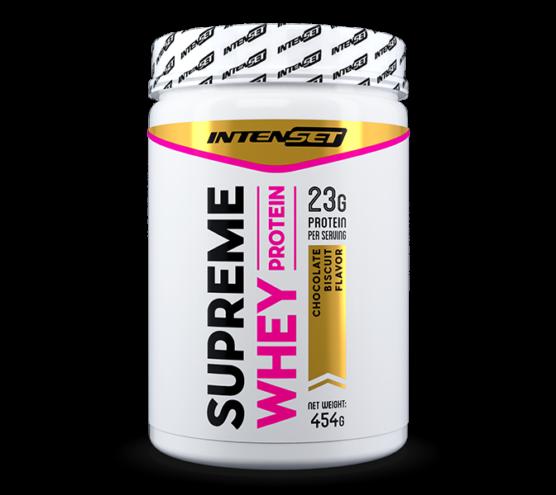 Intenset Whey Protein fehérjepor 454gramm