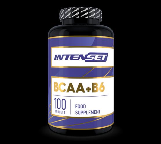 Intenset BCAA + B6 táplálék kiegészítő