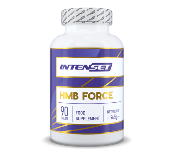 Intenset HMB Force - 90 db izomtömeg növelő