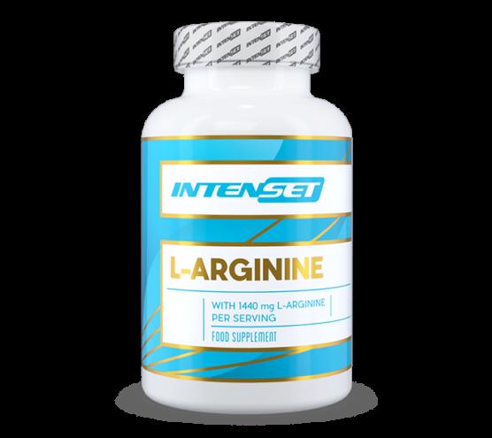 Intenset L-Arginine