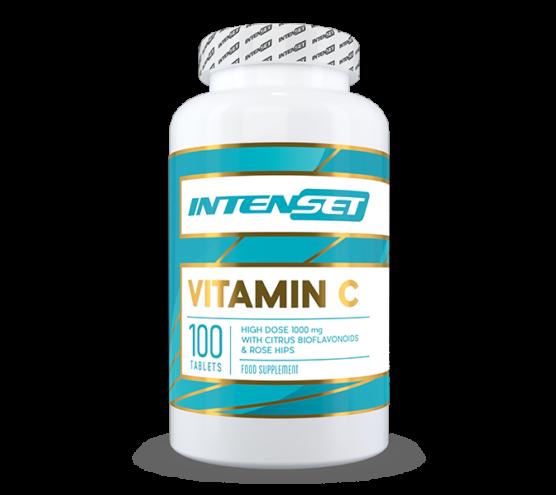 Intenset C vitamin bioflavonoiddal és csipkebogyó kivonattal