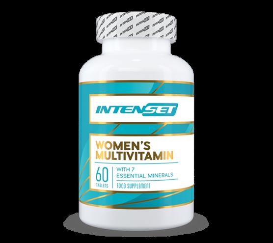 Intenset Women's Multivitamin - 60 db táplálékkiegésztő