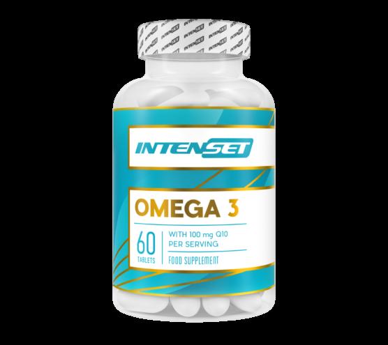 Intenset Omega 3 halolaj táplálékkiegészítő