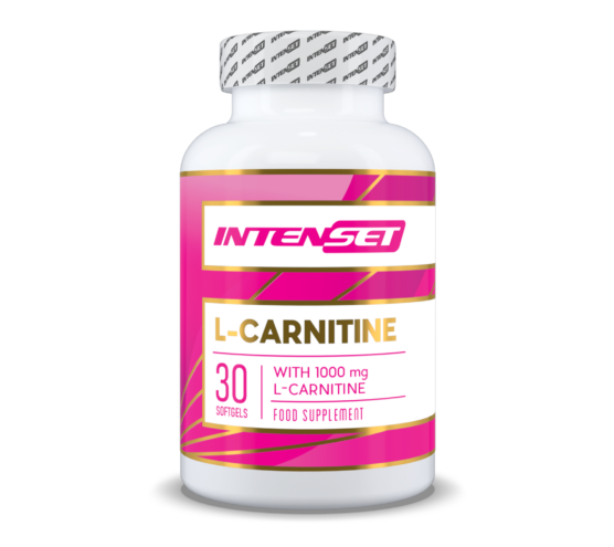 Intenset L-Carnitine l-karnitin zsírégető táplálékkiegészítő