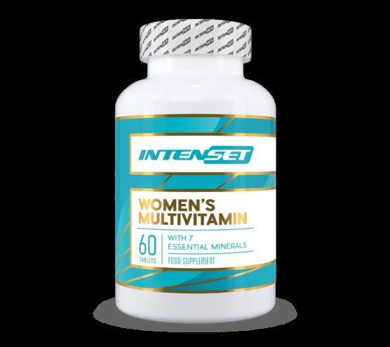 Intenset Women's Multivitamin női multivitamin táplálékkiegésztő