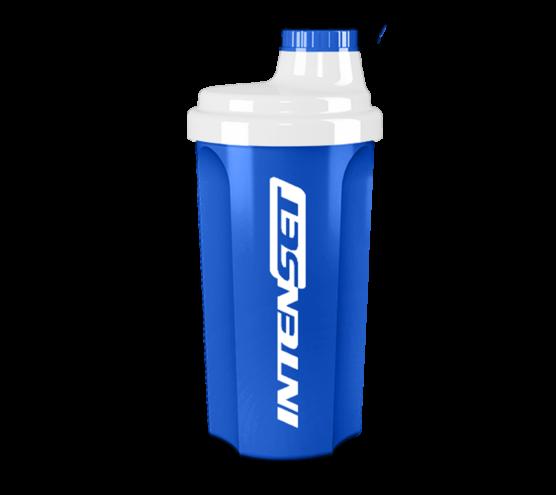 Intenset fehérje Shaker 500ml kék fehér