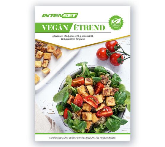 Intenset vegán vegan étrend diéta